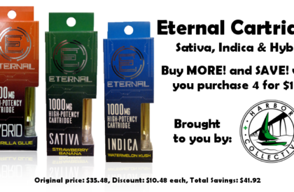 Eternal Cartridges Special Offers Blog Article