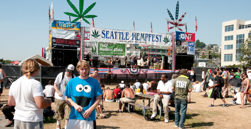 Seattle's Hempfest
