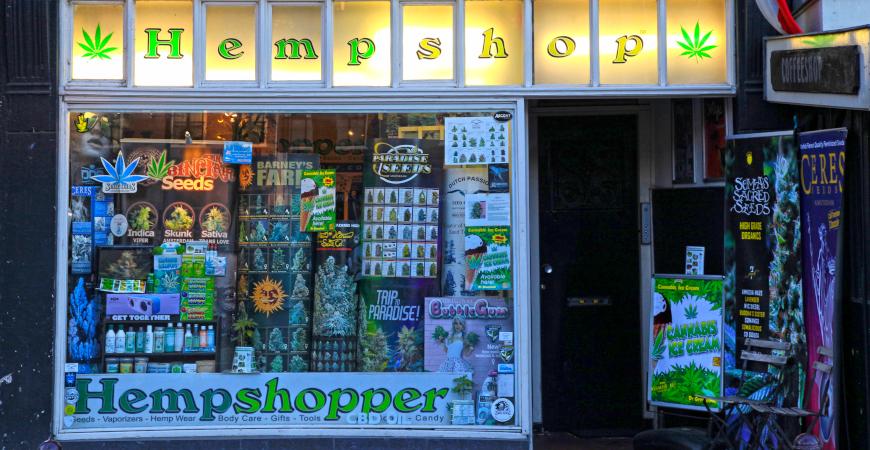 Cannabis Hemp Shop