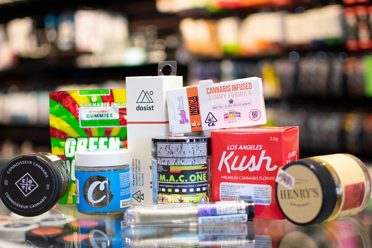 Largest Collection of Cannabis Products in San Diego