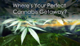 The Perfect Cannabis Getaway
