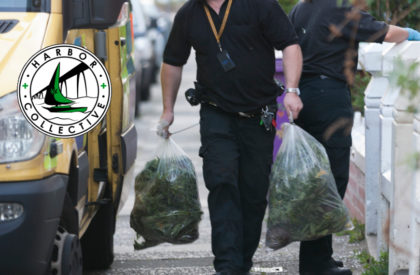 Police Raid Southern California Cultivation Farms