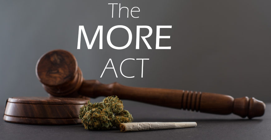 The MORE Act Cannabis Policies by Congress