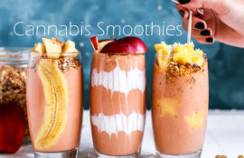 Cannabis Infused Smoothies