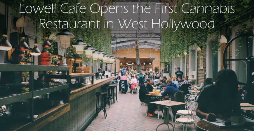 The First West Hollywood Cannabis Restaurant