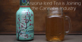 Arizona Iced Tea is Joining the Cannabis Industry