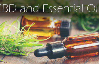 CBD and Essential Oil