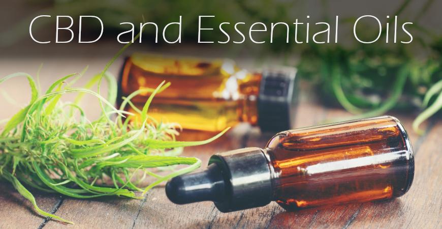 CBD and Essential Oil