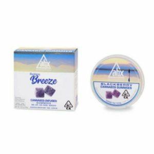 Absolute Xtracts - Blackberry Breeze Vegan Gummies