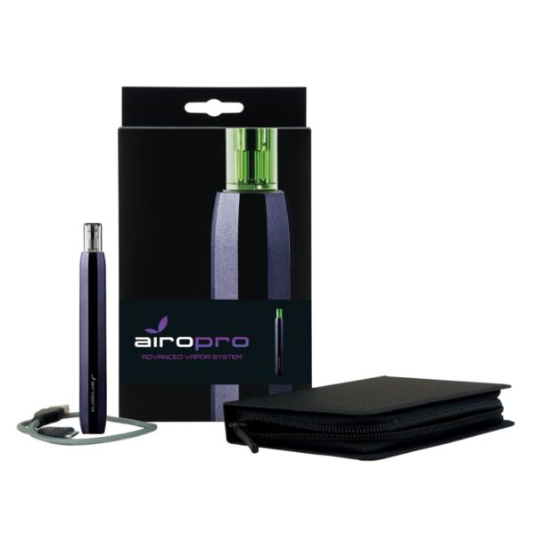 AiroPro - Indigo Battery - w/Carrying Case