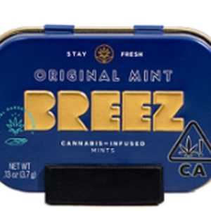 Breez | Original Mints 10mg