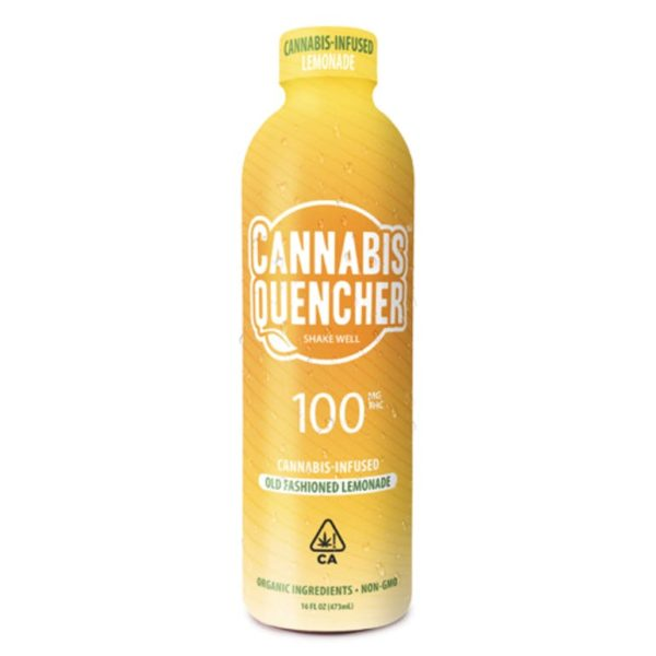 Cannabis Quencher | Lemonade 100mg THC