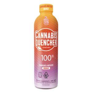 Cannabis Quencher | Mango 100mg THC
