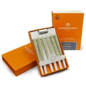 Canndescent Calm Mini 6 Pack 3g