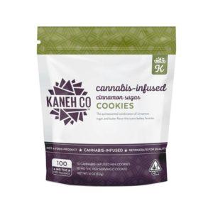Cinnamon Sugar Cookies - 100mg