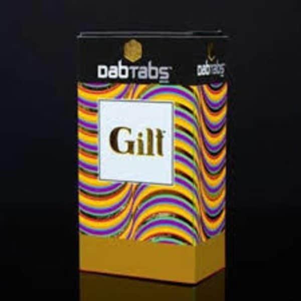DabTabs GG4 - Gilt by DabTabs