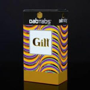 DabTabs | Super Lemon Kush - Gilt by DabTabs (10ct)