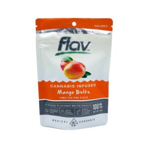 Gummies - Mango Belts 100mg
