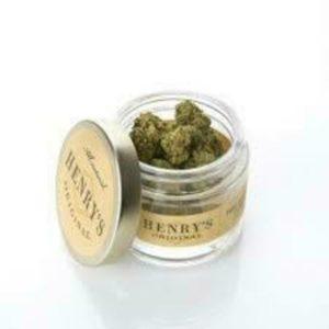 Henrys Original Sour Haze Sativa Flower