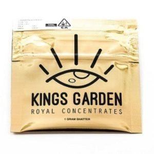 Kings Garden | Slurricane Live Shatter