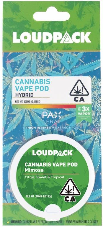 Loudpack Mimosa PAX Era Pod