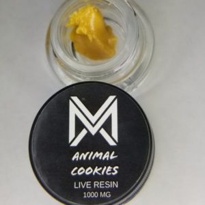 MX | Animal Cookies Live Resin Sauce