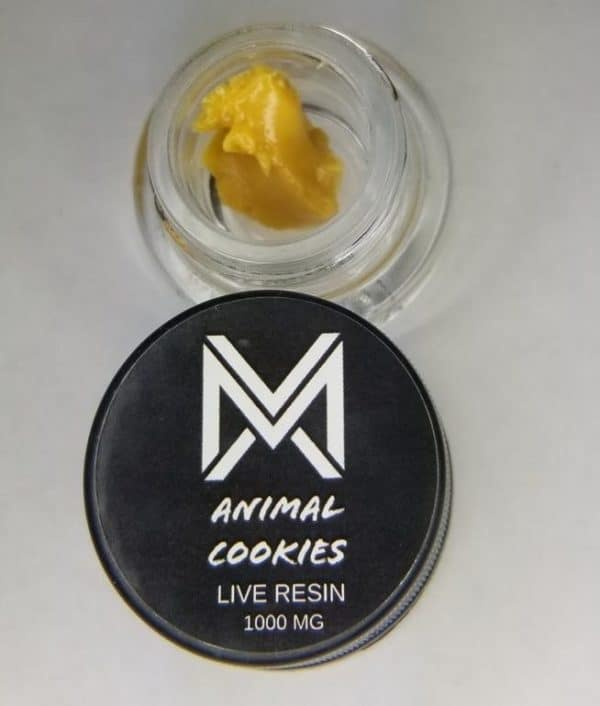 MX Animal Cookies Live Resin Sauce. Hybrid.