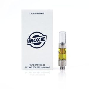 Moxie | Resin Crusher Live Resin Cartridge