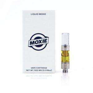 Moxie | Resin Crusher Live Resin Cartridge