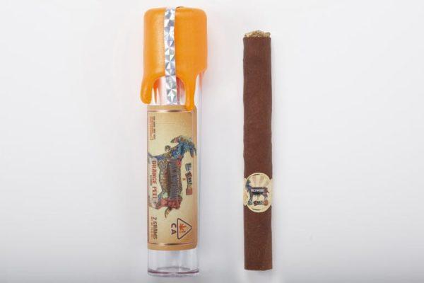 Packwoods x El Chivo Collab - Orange Peel