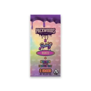 Packwoods x Runtz Collab - Purple Runtz