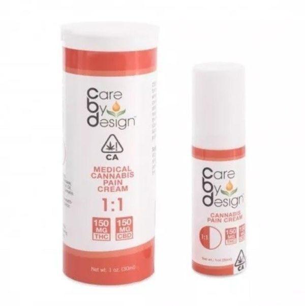 Pain Cream 1:1 THC/CBD Topical