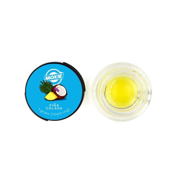 Piña Colada Liquid Moxie 1g Jar