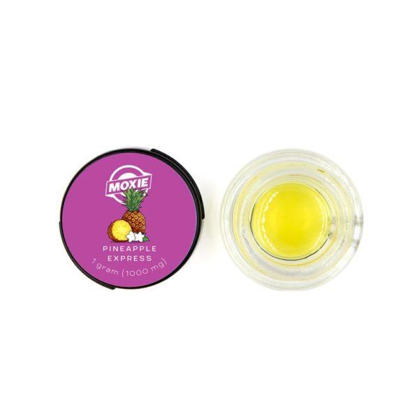 Pineapple Express Liquid Moxie 1g Jar