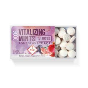 Pomegranite Açai Vitalizing Mints