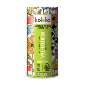 Positivi Tea THC CBD 10 Pack