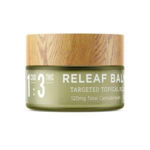 Releaf™ Balm 1:3 CBD:THC 120mg
