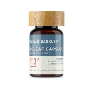 Releaf Capsules CBD:THC 7CT