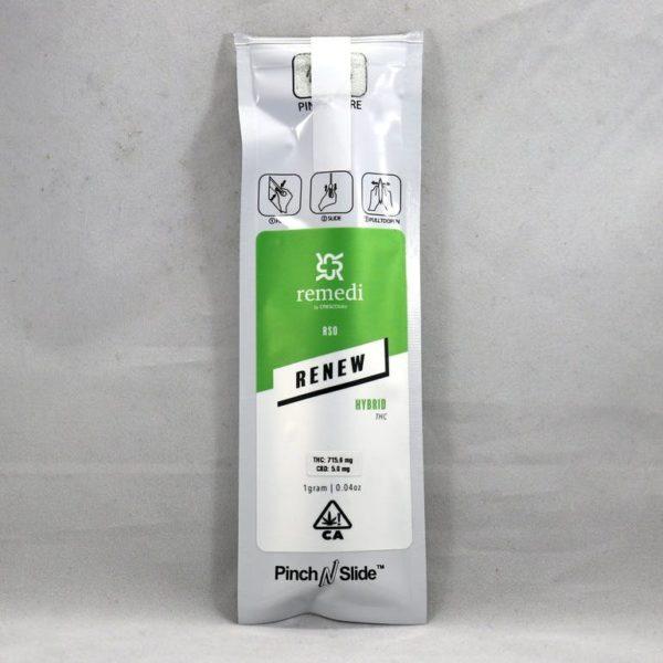 Remedi by Crescolabs Renew RSO (Hybrid)