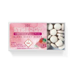 SYNERGY 1:1 Mixed Berry Mints