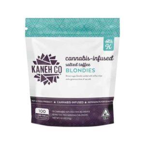Salted Toffee Blondies 100mg