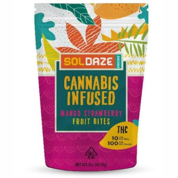 Sol daze - Strawberry Lemonade