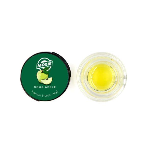 Sour Apple Liquid Moxie 1g Jar