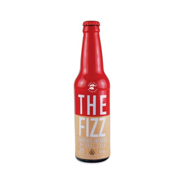 THE FIZZ - Natural Cola 10mg THC