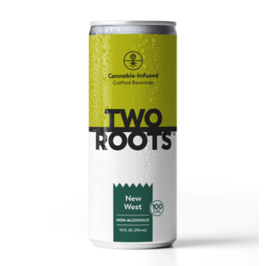 "Two Roots ""New West"" IPA – 5mg THC"